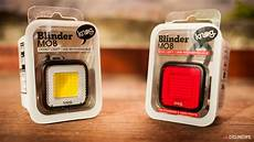 Look Review Knog Blinder Mob Lights Cyclingtips
