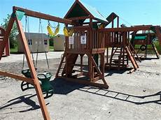 playground swing sets swing sets in michigan on sale two days only