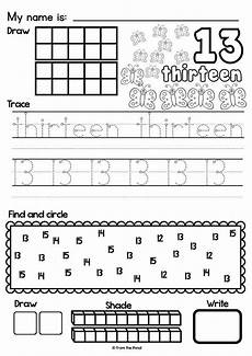 number spelling worksheets for kindergarten 22496 number worksheets to 20 printable activities for kindergarten educacion preescolar