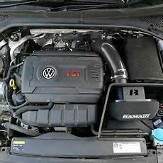 luftfilter golf 6 black ramair air filter induction intake kit for vw golf