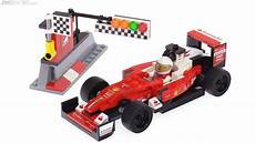 Lego Speed Chions Formula One Sf16 H Car Review