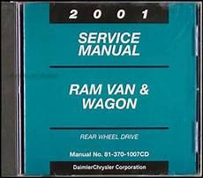 free car repair manuals 2001 dodge ram van 2500 lane departure warning 2001 dodge ram van wagon repair shop manual original b1500 b3500