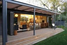 arredare casa in cagna 30 favolosi esempi di porticati moderni fachada
