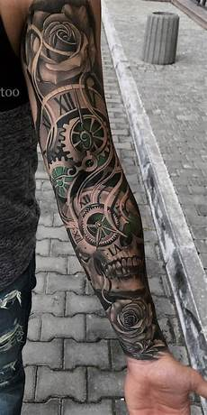 Arm Tattoos Männer - arm and wrist covering models 2019 tattoos for 100