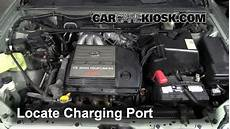 automobile air conditioning service 2007 lexus is engine control control de fusible interior en toyota highlander 2001 2007 2002 toyota highlander limited 3 0l v6