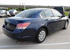 old car manuals online 2009 honda accord electronic toll collection honda accord 2009 blue sedan lx gasoline 4 cylinders front wheel drive automatic 77065 171 honda