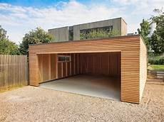 garage aus holz selber bauen holzgarage naturhouse holzgarage doppelgarage garage