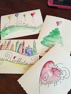 Ausgefallene Geburtstagskarten Selber Basteln - karten selber gestalten karten gestalten karten basteln