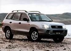 2002 Hyundai Santa Fe Recalls by Recalls And Faults Hyundai Sm Santa Fe 2000 06