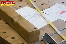 holzbock selber bauen zimmermansbock arbeitsbock schnell und stabil gebaut
