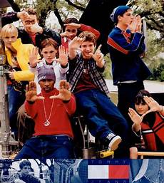 gallery hilfiger was awesome in the 90s complex ca