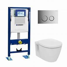 monter un wc suspendu geberit pack wc suspendu ideal standard autoportant 3