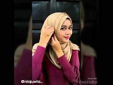 Tutorial Pashmina Rawis Simple Trend 2016