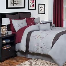 somerset home grace oversized embroidered bedding comforter walmart com