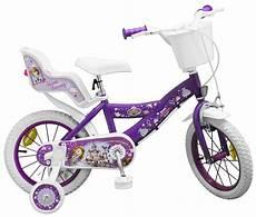 fahrrad 14 zoll mädchen kinderfahrrad disney prinzessin sofia 14 zoll kinder