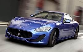 2014 Maserati GranTurismo  Overview CarGurus