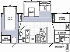 trailer house floor plans travel trailer floor plans travel trailer floor plans