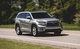 2020 Toyota Highlander Review Price Redesign  New Cars
