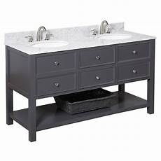 kitchen and bath collection kbc new yorker 60 quot bathroom vanity set reviews
