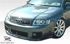 02 05 audi a4 b6 s4 duraflex otg front bumper 103223 ebay