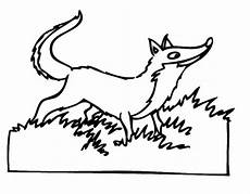 Malvorlagen Tiere Fuchs Kostenlose Malvorlage Tiere Fuchs Zum Ausmalen
