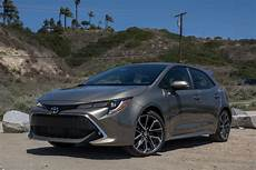2019 Toyota Corolla Hatchback Drive The Changes It