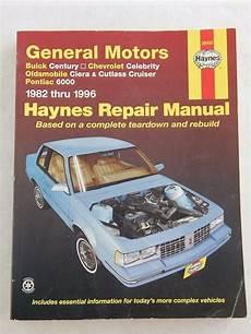online car repair manuals free 1989 buick century electronic throttle control haynes manual 82 96 gm buick chevrolet oldsmobile pontiac auto repair book 38005 let s read