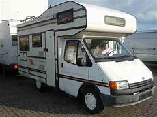 Wohnmobil Hehn 540 Ms Auf Ford Transit Basis Wohnwagen