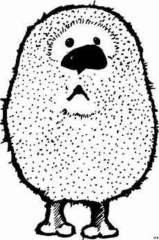 igel ohne stacheln ausmalbild malvorlage tiere
