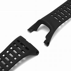 Black Silicone Band Suunto Ambit by Black Silicone Band For Suunto Ambit 3 Peak Ambit 2