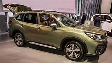 subaru 2019 forester dimensions picture 2019 subaru forester is roomier and quieter than before