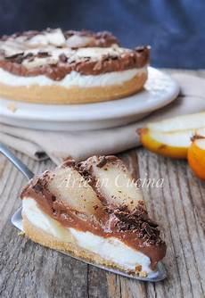 crema pasticcera con biscotti sbriciolati torta di biscotti con crema pasticcera ricotta e pere pasticceria torte ricette