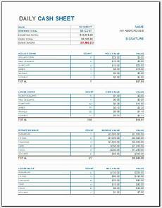 daily cash sheet template excel daily cash sheet template for ms excel excel templates