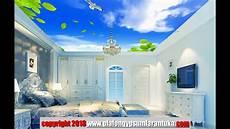 43 Desain Plafon Ruang Tamu Gipsum Arsihome