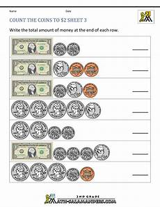 money change worksheets grade 2 2629 2nd grade money worksheets up to 2