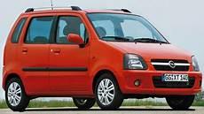Opel Agila A Autobild De