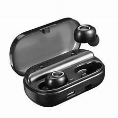 Bluetooth Earphone Wireless Earbuds Display 3500mah by Tws Wireless Bluetooth 5 0 Earphone Led Digital Display