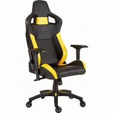 gamme seat 2018 corsair t1 race 2018 gaming chair black yellow gaming seats mindfactory de