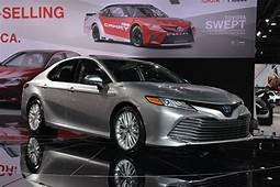 2018 Toyota Camry Hybrid Two Different Battery Packs
