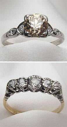 authentic vintage engagement rings wedding bands only at seattle s premier
