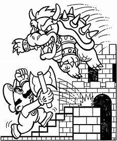 Malvorlagen Mario Classic Mario Kleurplaat 187 Animaatjes Nl