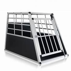 alu hundebox hundetransportbox autotransportbox alubox