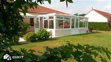 veranda sur mesure en kit v 233 randa pas cher prix v 233 randa en kit sur mesure clikit