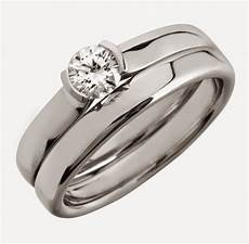 cheap silver bridal ring sets with small diamond