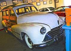 1947/48 Oldsmobile Woody At Motoreum  ATX Car Pictures