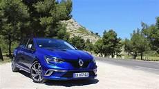 Renault Megane 4 Gt Dci Une Journ 233 E Avec Une Compacte