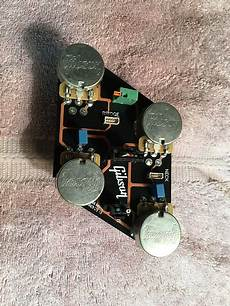 Gibson Les Paul 2014 Connect Wiring Harness Reverb