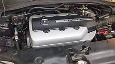 how do cars engines work 2001 acura mdx parking system 2001 2006 acura mdx 3 5l v6 vtec engine idling after oil change filter replacement youtube