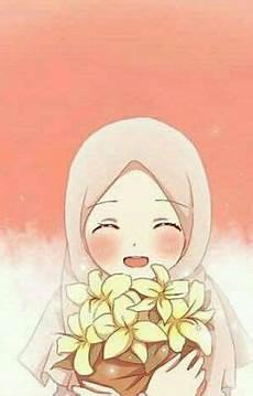 Gambar Muslimah Sahabat Di 2020 Kartun Gambar Fanart