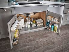 Kitchen Sink Storage Solutions